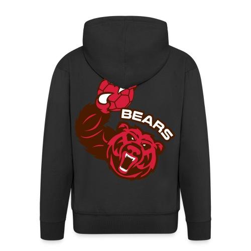 Bears Handball - Veste à capuche Premium Homme