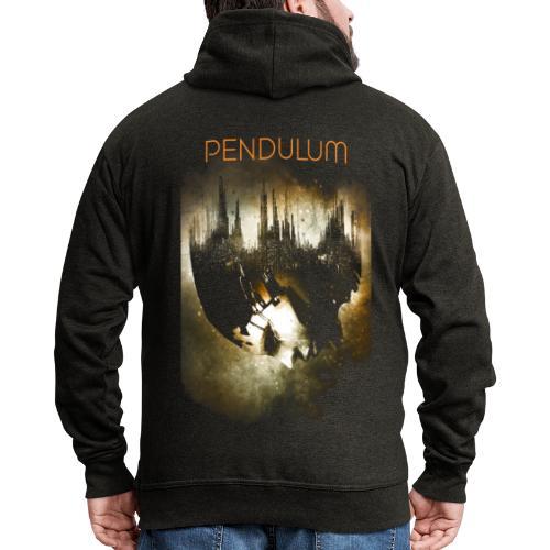 Pendulum Cover - Men's Premium Hooded Jacket