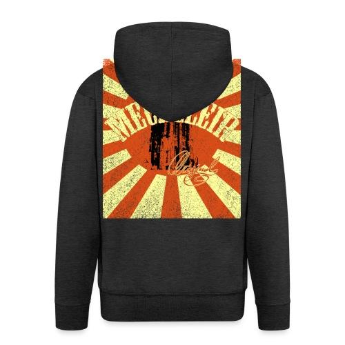 MecheleirOriginal5a - Mannenjack Premium met capuchon