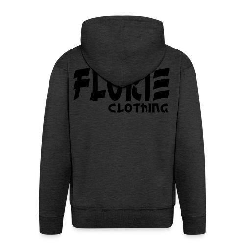 Flukie Clothing Japan Sharp Style - Men's Premium Hooded Jacket