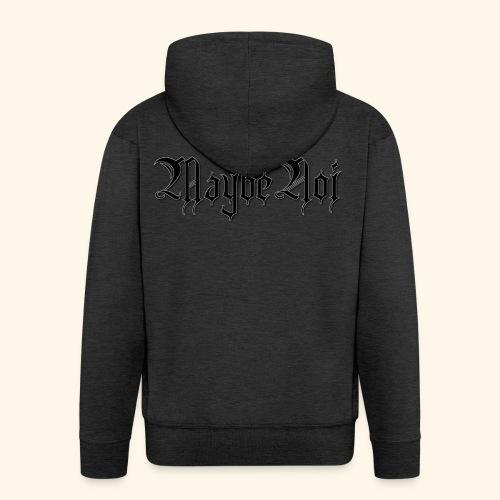 MaybeNoi Design - Männer Premium Kapuzenjacke