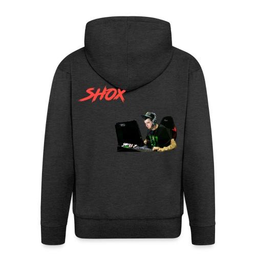 G2.SHOX #1 - Veste à capuche Premium Homme