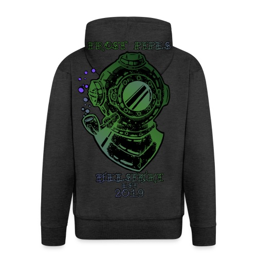Frost Pipes The Eldritch Nautical LIMITED EDITION - Men's Premium Hooded Jacket