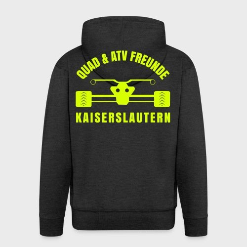 Quad ATV Freunde Kaiserslautern - Männer Premium Kapuzenjacke