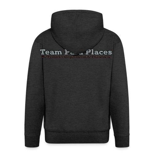 Fanartikel Team Para Places - Männer Premium Kapuzenjacke