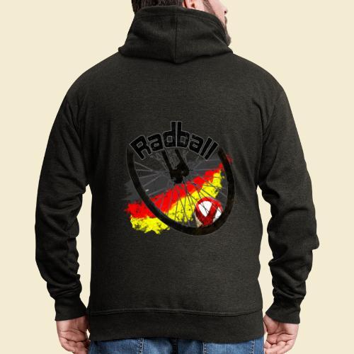 Radball | Deutschland - Männer Premium Kapuzenjacke