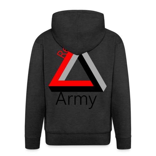 Red Army - Männer Premium Kapuzenjacke