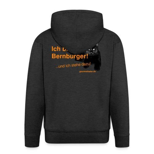 Statement Bernburg - Männer Premium Kapuzenjacke