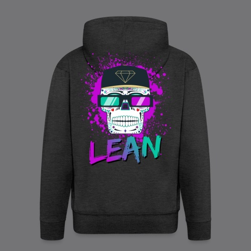 LEAN t-shirts - Men's Premium Hooded Jacket