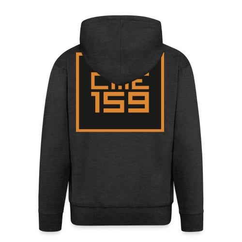 CME159 Oldschool - Männer Premium Kapuzenjacke