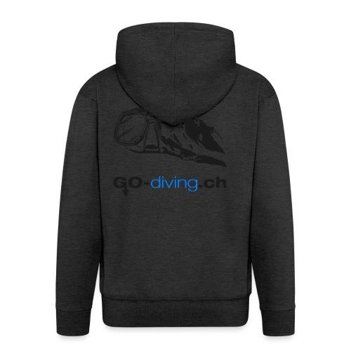 Go-Diving - Veste à capuche Premium Homme