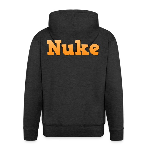 Nuke - Men's Premium Hooded Jacket