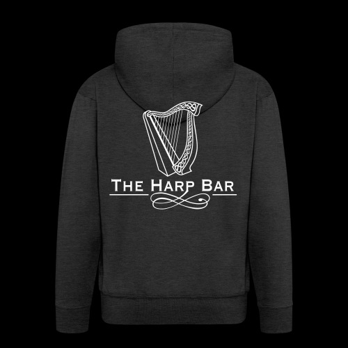 Logo The Harp Bar Paris - Veste à capuche Premium Homme