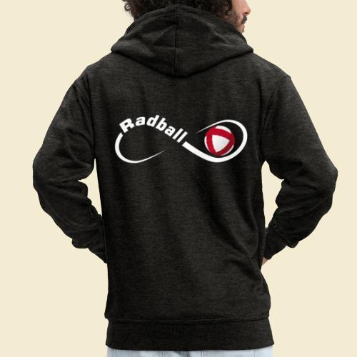 Radball 4 Ever - Männer Premium Kapuzenjacke