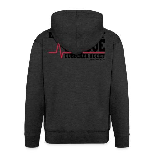 East Coast Rescue - Männer Premium Kapuzenjacke