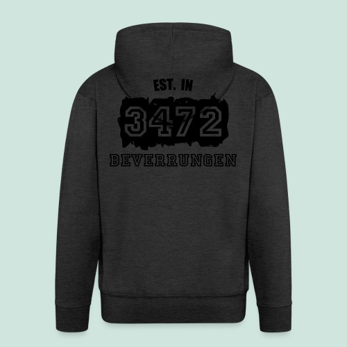 Established 3472 Beverungen - Männer Premium Kapuzenjacke