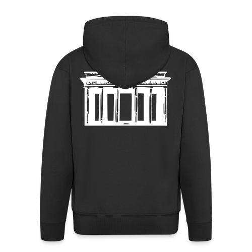 Brandenburger Tor - Männer Premium Kapuzenjacke