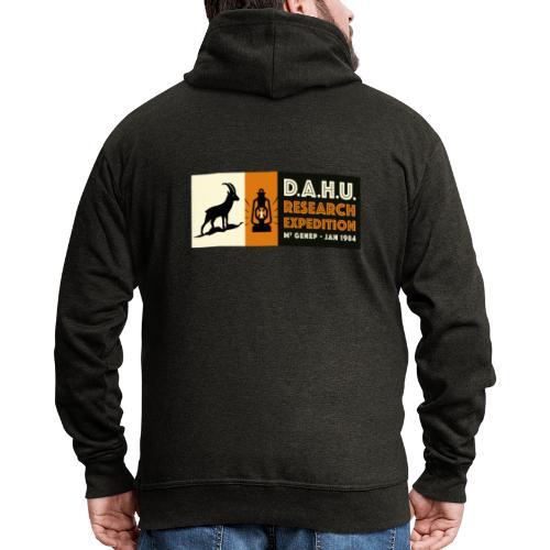 Expedition Chasse au Dahu - Veste à capuche Premium Homme