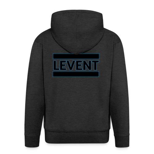 LEVENT - Männer Premium Kapuzenjacke