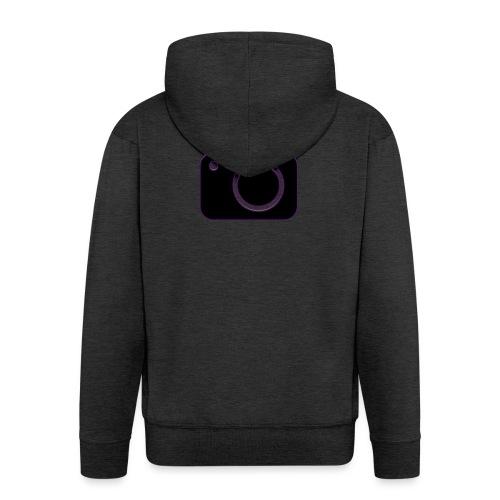 FM camera - Men's Premium Hooded Jacket