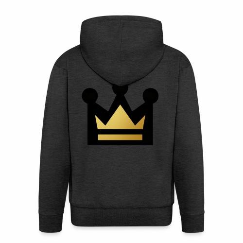 K1NG - Men's Premium Hooded Jacket