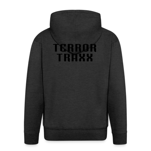 Terror Traxx - Men's Premium Hooded Jacket