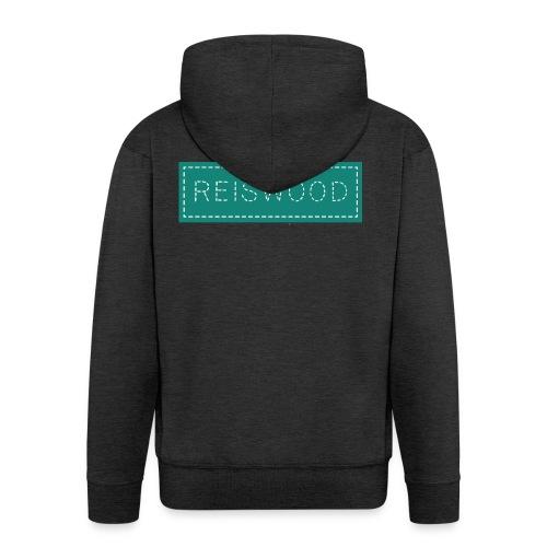 reiswood - Männer Premium Kapuzenjacke