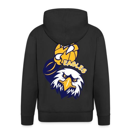 Eagles Basketball - Veste à capuche Premium Homme