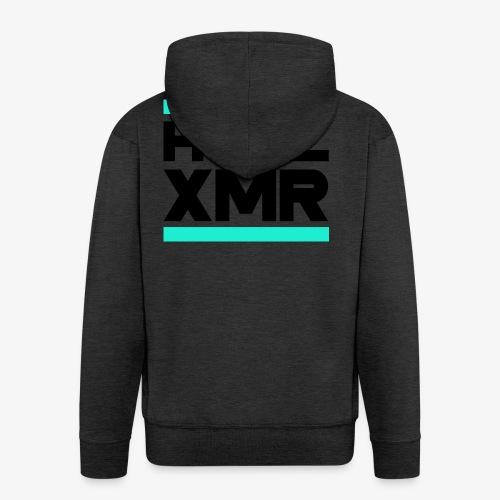 HODL runxmr-b - Men's Premium Hooded Jacket
