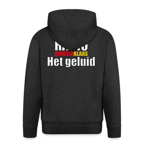Radio Quinterklaas - Mannenjack Premium met capuchon