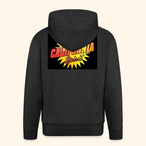 California Spirit Radioshow Vintage - Veste à capuche Premium Homme
