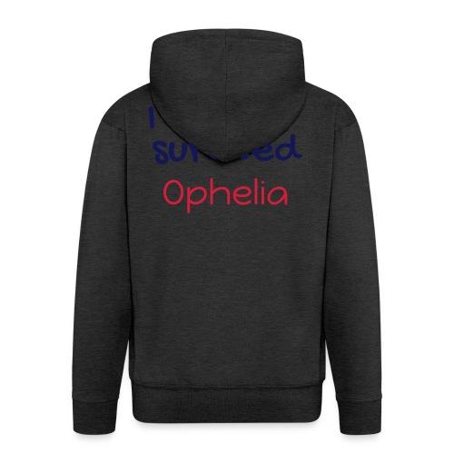 ISurvivedOphelia - Men's Premium Hooded Jacket