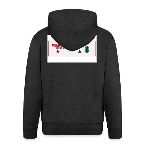 Christmas Exclusive - Men's Premium Hooded Jacket