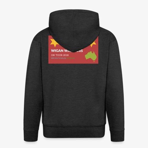 NSW AUS 2018 - Men's Premium Hooded Jacket