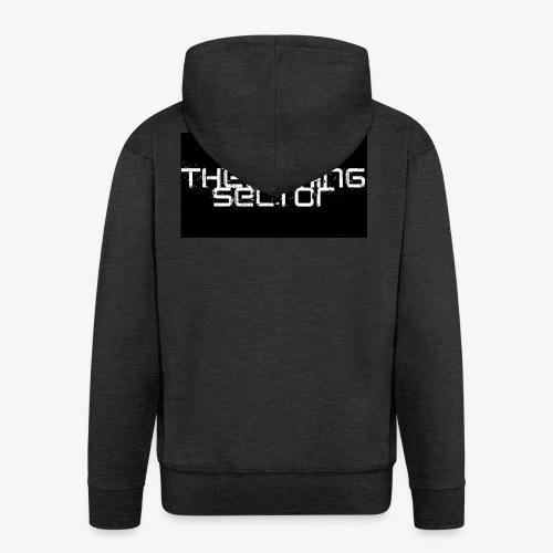 TheGamingSector Merchandise - Men's Premium Hooded Jacket