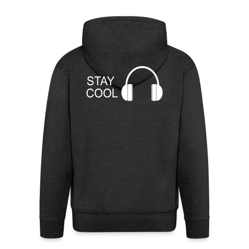 STAY COOL - Men's Premium Hooded Jacket