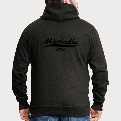 Mühlviertel - Männer Premium Kapuzenjacke