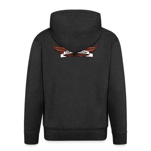 Die Freibeuter Flügel - Pommesgabel - Männer Premium Kapuzenjacke