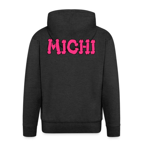 Michi - Männer Premium Kapuzenjacke
