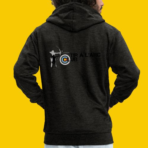 TIR A L ARC CLUB - Veste à capuche Premium Homme