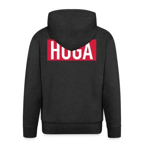 HOGAREDBOX - Premium Hettejakke for menn