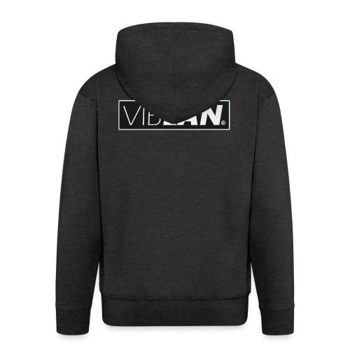 VibLAN_LOGO - Herre premium hættejakke