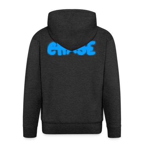 big_chase_bl - Men's Premium Hooded Jacket