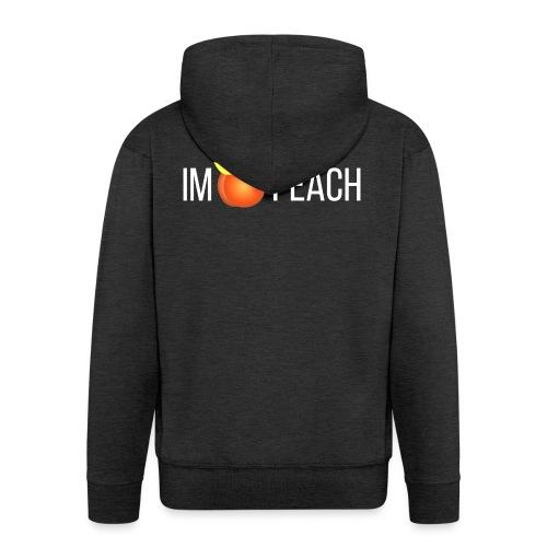 IMPEACH / Light Unisex Hoodie Sweat - Men's Premium Hooded Jacket