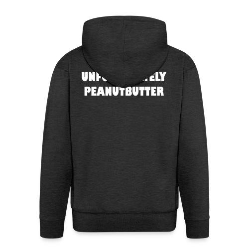 unfortunately peanutbutter - Mannenjack Premium met capuchon