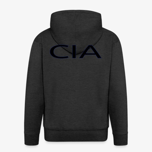 CIA - Men's Premium Hooded Jacket
