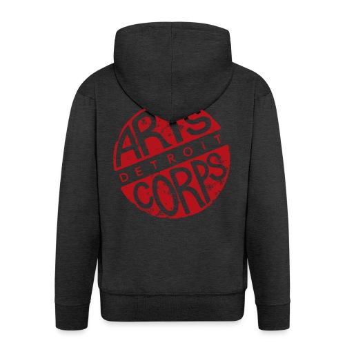 Art Corps Detroit - Veste à capuche Premium Homme