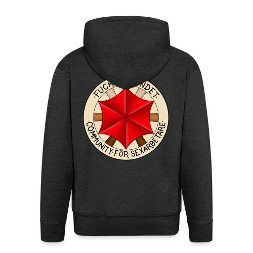 FFLogga - Men's Premium Hooded Jacket