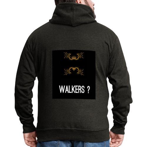 Walkers fan - Veste à capuche Premium Homme