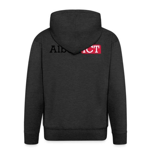 AlbertICT logo full-color - Mannenjack Premium met capuchon